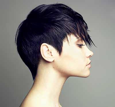 Boyish Haircut
