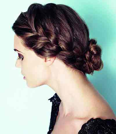 Admirable 6 Loose Bun Hairstyles For Wedding Hairstyles For Women Draintrainus