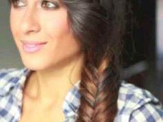 Fishtail Braid Hairstyles For Black Women