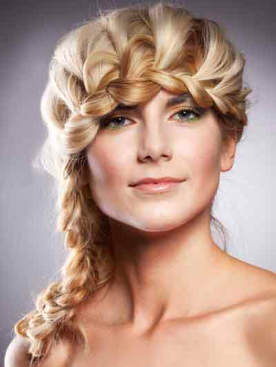 Formal Braided Hairstyles For Long Hair Best Updos For Long