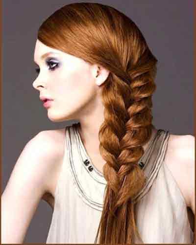 Gorgeous-Fishtail-Braid-Hairstyles