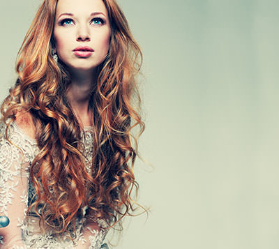 Voluminous Curls Hairstyles