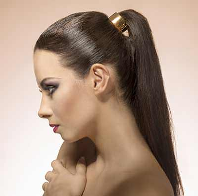 updo hairstyles for women over 50  ponytail beehive