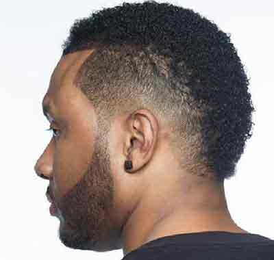 Marvelous Black Mohawk Hairstyles For Men Handsome Haircuts Hairstyle Inspiration Daily Dogsangcom