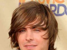 Hottest And Latest Men's Short Haircuts with Bangs Ideas