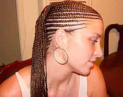 Excellent Cornrow Braid Styles With Bangs Braids Hairstyles For Men Maxibearus