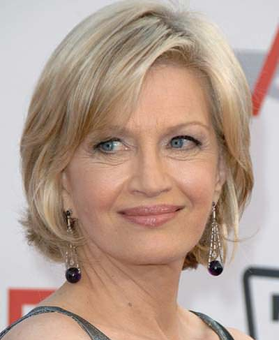 5 Hairstyles For Women Over 60 With Fine Thin Hair