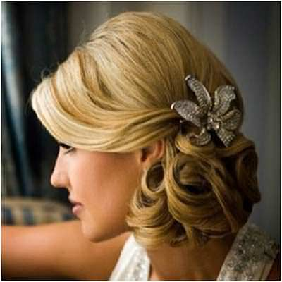 Messy-bun-hairstyles-for-wedding