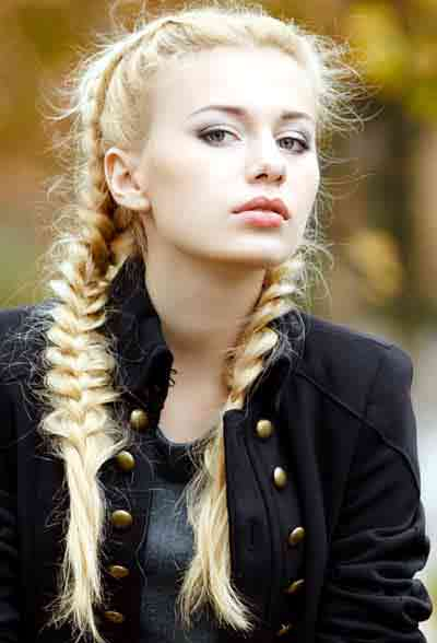6 Easy Cool Braided Hairstyles For Long Hair