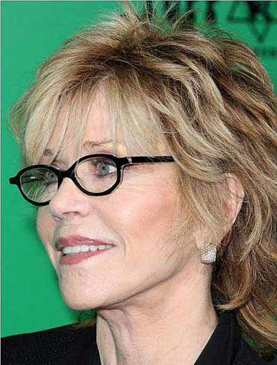 4 Hairstyles For Mature Women With Glasses