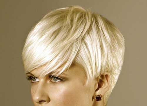Short Hairstyles For Women Over 80