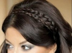 Super-Easy Cool Braided Hairstyles for Long Hair