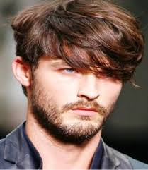 4 men's short haircuts with bangs  men's hairstyle trends