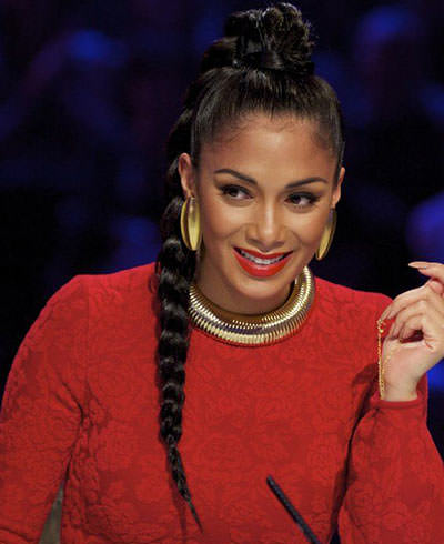 9 Braided Ponytail Hairstyles For Black Women