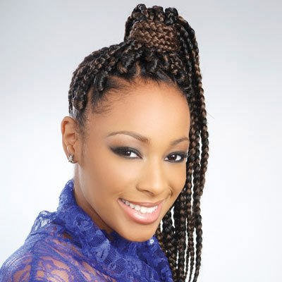 Fabulous 9 Braided Ponytail Hairstyles For Black Women Hairstyles For Women Draintrainus