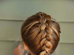 Braided Hairstyles for Kids with Curly Hair
