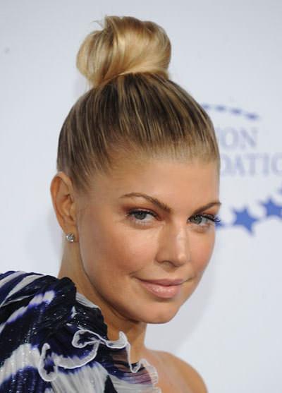 Easy-Bun-Hairstyles-for-Medium-Length-Hair