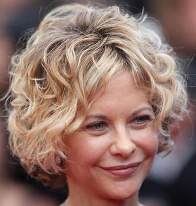 Short Haircuts For Wavy Hair For Women Over 50