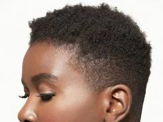 Very Short Haircuts for Black Women Over 50