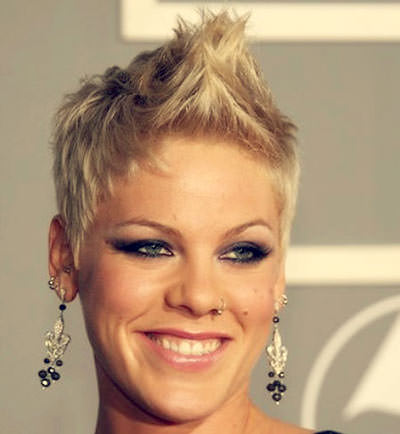 3 Short Spikey Hairstyles Women Over 40