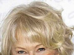 Layered Hairstyles for Women Over 60