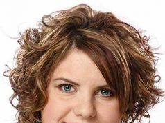 Short Hair Styles for Fat Women with Curly Hair